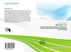 Bookcover of SM UB-115