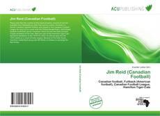 Copertina di Jim Reid (Canadian Football)