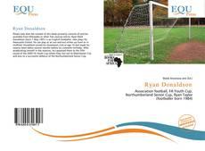 Buchcover von Ryan Donaldson