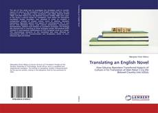 Bookcover of Translating an English Novel