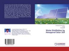 Bookcover of Water Distillation by Hexagonal Solar Still
