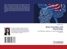 Bookcover of Brain Function and Psychology