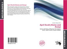 Couverture de April Scott (Home and Away)