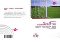 Couverture de Richard Cooper (Footballer Born 1965)