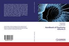 Buchcover von Handbook of Psychiatry Volume 6