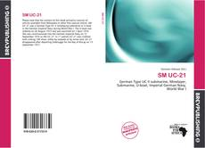 Bookcover of SM UC-21