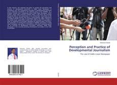 Buchcover von Perception and Practice of Developmental Journalism
