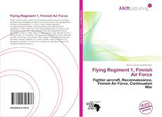 Bookcover of Flying Regiment 1, Finnish Air Force