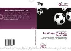 Capa do livro de Terry Cooper (Footballer Born 1944)