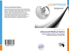 Bookcover of Advanced Medical Optics