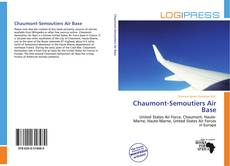 Chaumont-Semoutiers Air Base kitap kapağı