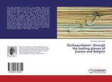 Capa do livro de 'Dashapushpam'- through the looking glasses of Science and Religion