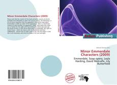 Bookcover of Minor Emmerdale Characters (2009)