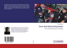 Couverture de Civic And Ethical Education