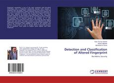 Couverture de Detection and Classification of Altered Fingerprint