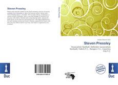 Bookcover of Steven Pressley