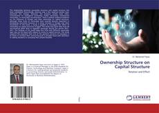Ownership Structure on Capital Structure kitap kapağı
