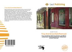 Copertina di Troy And Greenfield Railroad