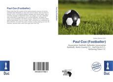 Copertina di Paul Cox (Footballer)