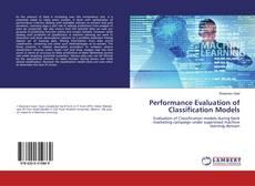 Capa do livro de Performance Evaluation of Classification Models