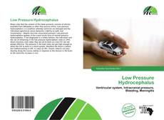Bookcover of Low Pressure Hydrocephalus