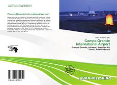 Bookcover of Campo Grande International Airport