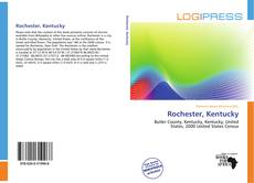 Bookcover of Rochester, Kentucky