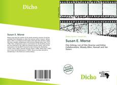 Bookcover of Susan E. Morse
