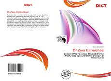 Bookcover of Dr Zara Carmichael