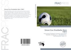 Couverture de Simon Cox (Footballer Born 1987)