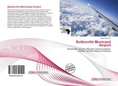 Bookcover of Buttonville Municipal Airport