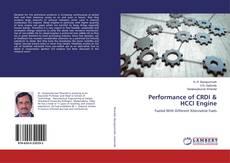 Обложка Performance of CRDI & HCCI Engine