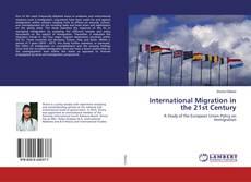 Portada del libro de International Migration in the 21st Century