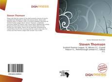 Bookcover of Steven Thomson