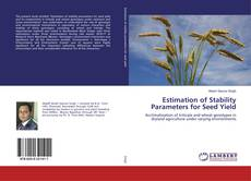 Portada del libro de Estimation of Stability Parameters for Seed Yield