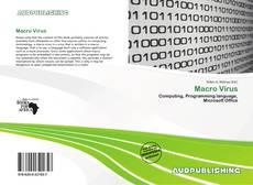 Bookcover of Macro Virus