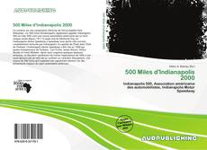 Bookcover of 500 Miles d'Indianapolis 2000