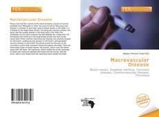 Macrovascular Disease kitap kapağı