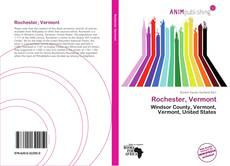 Bookcover of Rochester, Vermont