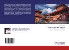 Copertina di Transition In Nepal