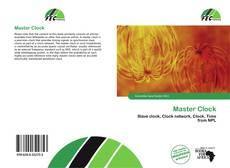 Buchcover von Master Clock