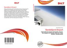 Bookcover of Sandefjord Airport