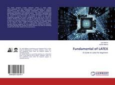 Portada del libro de Fundamental of LATEX