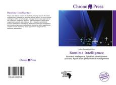 Bookcover of Runtime Intelligence