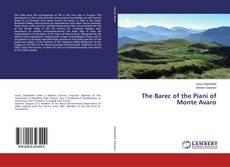 Portada del libro de The Barec of the Piani of Monte Avaro