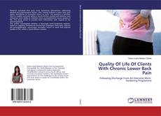 Bookcover of Quality Of Life Of Clients With Chronic Lower Back Pain