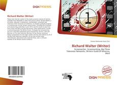 Bookcover of Richard Walter (Writer)