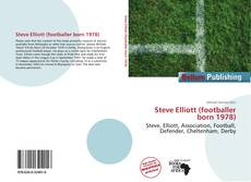 Bookcover of Steve Elliott (footballer born 1978)