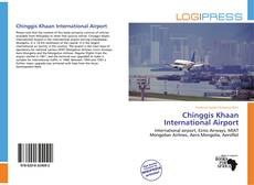 Chinggis Khaan International Airport kitap kapağı