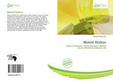 Mobile Station kitap kapağı